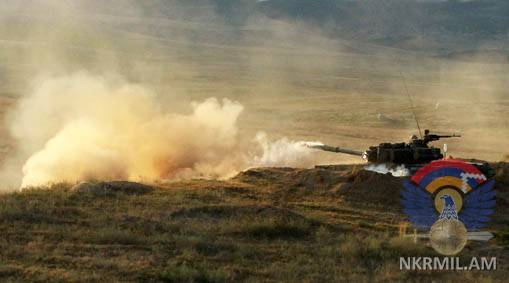 Итоги учений: командование Армии обороны НКР может принимать и выполнять грамотные и ведущие к успеху решения