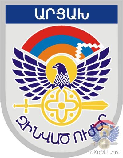 Минобороны Арцаха опубликовало видео о скоплениях живой силы и военной техники ВС Азербайджана на передовой